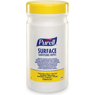 Purell Surface Sanitising Wipes 200-pack