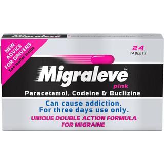 Migraleve Pink 520mg 24pcs