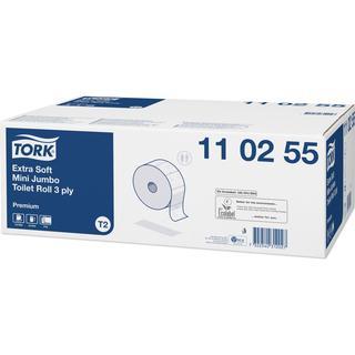 Tork Premium Extra Soft Mini Jumbo Toilet Paper 12-pack