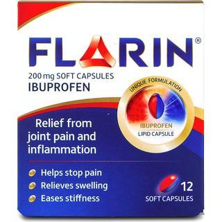 Flarin Ibuprofen 200mg 12pcs