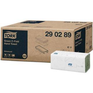 Tork Green C-fold Towel 20-pack
