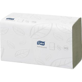 Tork Advanced Green Singlefold Hand Towel 15-pack