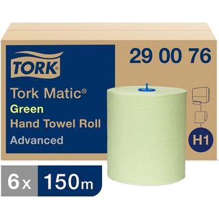 Tork Matic Advanced Green Hand Towel 6-pack