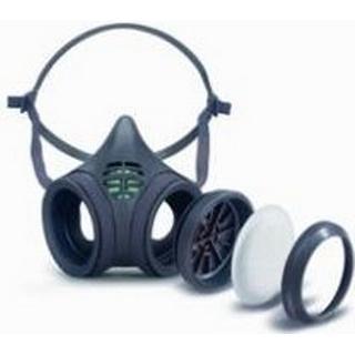 Moldex 8082 Pre-Assembled Half Mask FFP3 Resuable