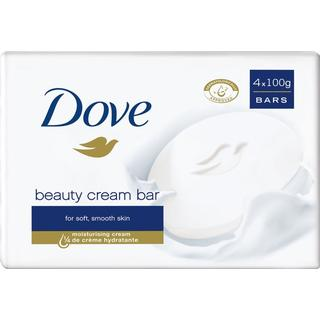 Dove Beauty Cream Bar 100g 4-pack