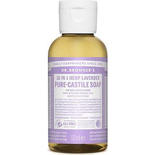 Dr. Bronners Pure-Castile Liquid Soap Lavender 60ml