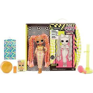 LOL Surprise OMG Lights Dazzle Doll