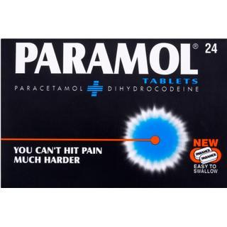 Paramol 24pcs