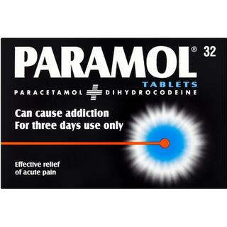 Paramol 32pcs