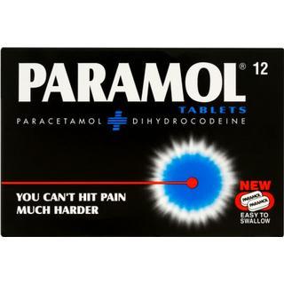 Paramol 12pcs