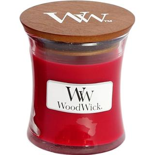 Woodwick Currant Mini Scented Candles