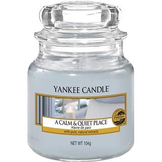 Yankee Candle A Calm & Quiet Place Small Scented Candles