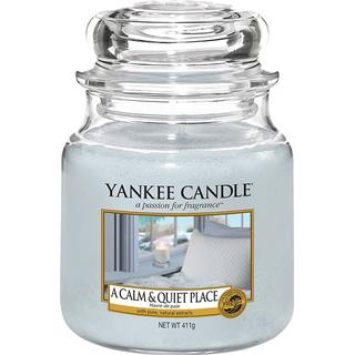 Yankee Candle A Calm & Quiet Place Medium Scented Candles