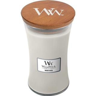 Woodwick Warm Wool Large Scented Candles