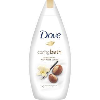 Dove Caring Bath Shea Butter with Warm Vanilla 500ml