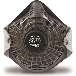 Alpha AMF-3CV FFP3 Flow Respirator Mask 10-pack