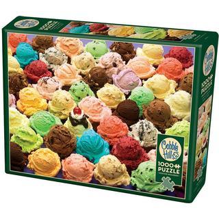 Cobblehill Ice Cream 1000 Pieces