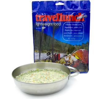 Travel Lunch Chicken Risotto with Vegetables 125g