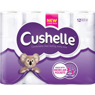 Toilet Roll 12-pack