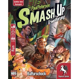 Smash Up: World Tour Culture Shock