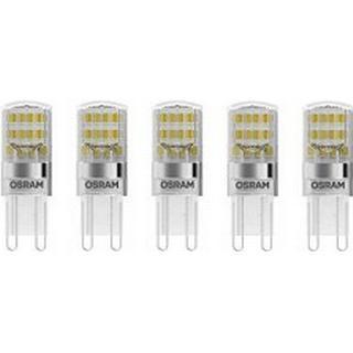 Osram Base 30 LED Lamps 2.6W G9 5-pack