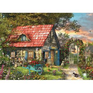 Eurographics Dominic Davison The Country Shed XXL 500 Pieces