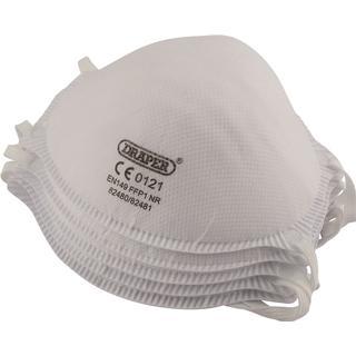 Draper 82480 FFP1 NR Moulded Mask 5-pack