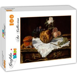 Grafika Edouard Manet The Brioche 1870 100 Pieces