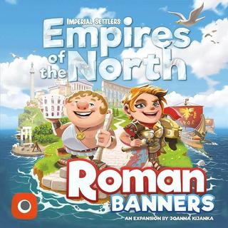 Portal Games Imperial Settlers: Empires of the North Roman Banners