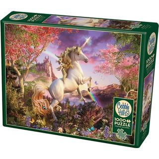 Cobblehill Unicorn 1000 Pieces