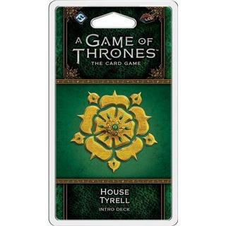 Fantasy Flight Games A Game of Thrones: House Tyrell Intro Deck