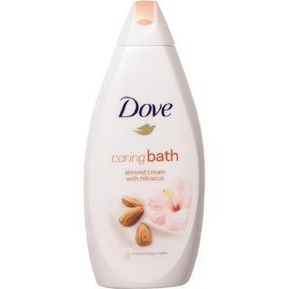 Dove Caring Bath Almond Cream with Hibiscus 500ml