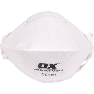 OX Fold Flat Respirator FFP2 50-pack