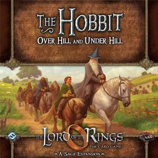 Fantasy Flight Games The Lord of the Rings: The Hobbit Over Hill & Under Hill