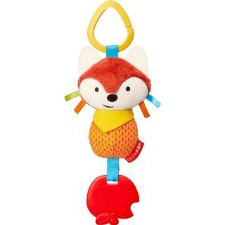 Skip Hop Bandana Buddies Chime & Teethe Toy Fox