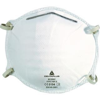 Deltaplus M1200C Moulded Half Mask FFP2 20-pack