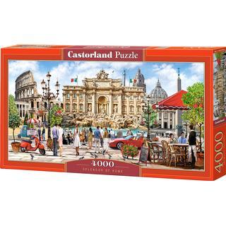 Castorland Splendor of Rome 4000 Pieces