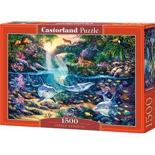 Castorland Jungle Paradise 1500 Pieces