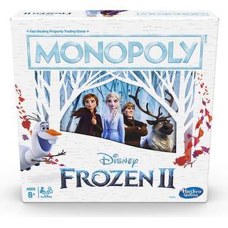 Hasbro Monopoly Game Disney Frozen 2 Edition