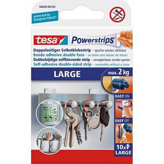 TESA 58000 Adhesive Nail 2kg 10-pack Picture hook
