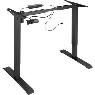 tectake Hæve-sænke-stel elektrisk Writing Desk