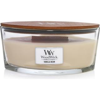 Woodwick Vanilla Bean Ellipse Scented Candles