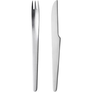 Georg Jensen Arne Jacobsen 8 pcs