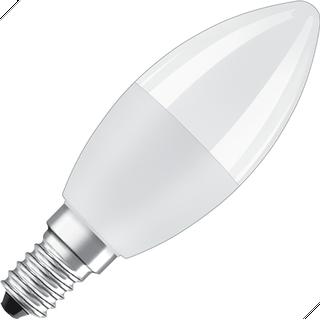 Osram ECO CLAS B LED Lamps 5.5W E14