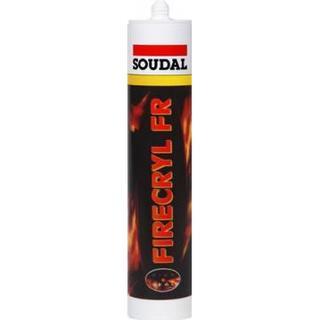 Soudal Firecryl FR White 310ml 1pcs