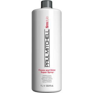 Paul Mitchell Firm Style Freeze & Shine Super Spray 1000ml