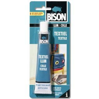 Bison Colle Textile Glue 50ml