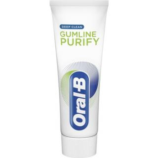 Oral-B Gumline Purify Deep Clean Peppermint 75ml