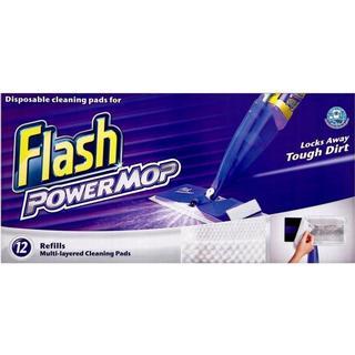 Power Mop Refill Pads 12-pack