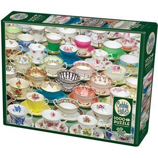 Cobblehill Teacups 1000 Pieces